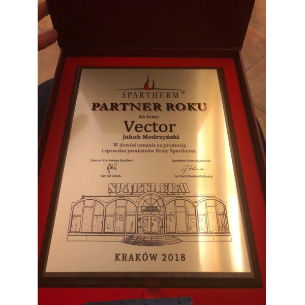 PARTNER ROKU 2019 SPARTHERM